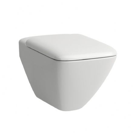 820706 - Laufen Palace Rimless Wall Hung WC / Toilet Pan For Concealed Cistern - 8.2070.6